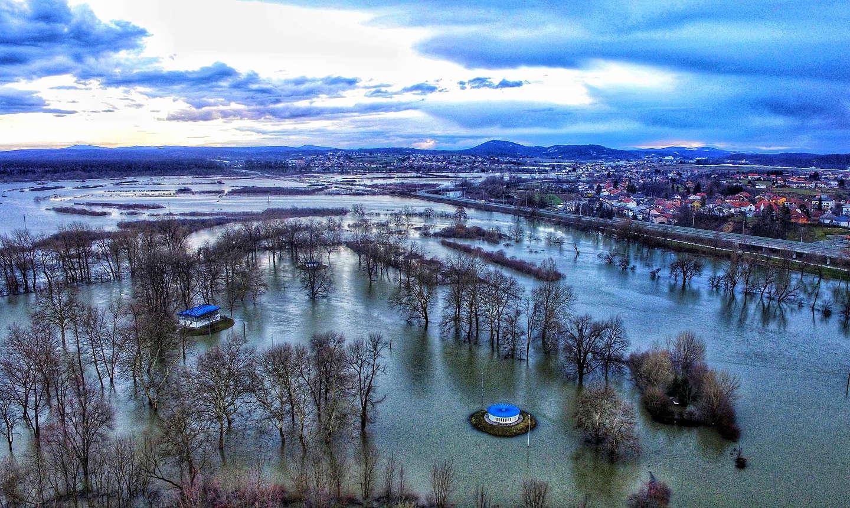 Vlada će u Karlovcu projekt zaštite od poplava proglasiti strateškim investicijskim projektom