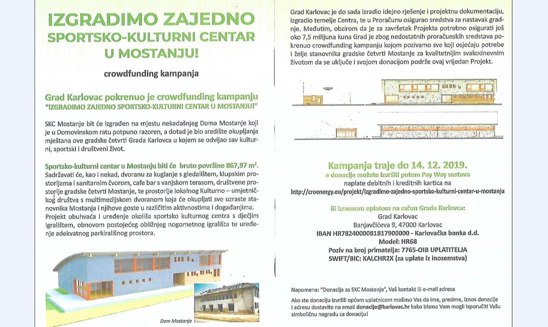 U subotu donacijski turnir za izgradnju SKC Mostanje: dolaze doprvakinje Hrvatske i prvaci Europe