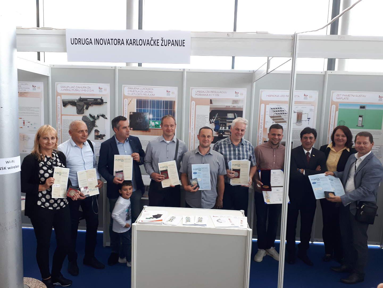 Karlovačke inovacije uspješne i na Međunarodnoj izložbi ARCA 2019.