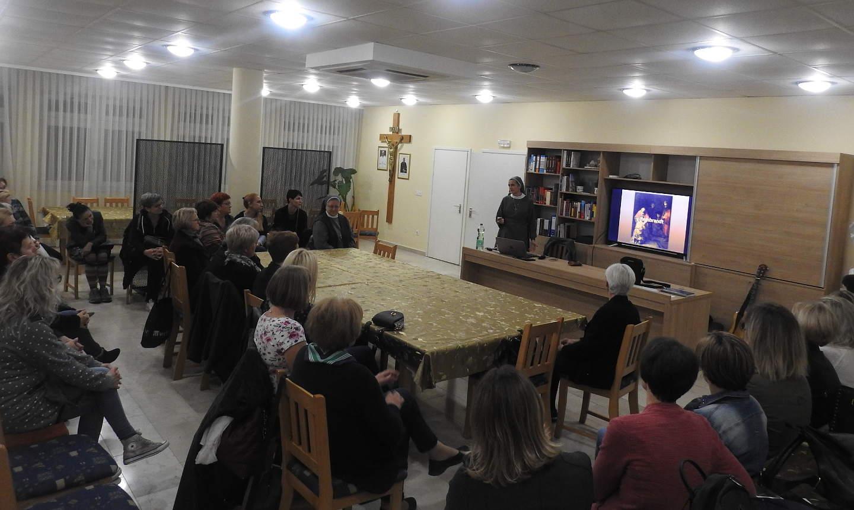 U hrnetićkoj župi održan prvi mjesečni formativni susret za žene
