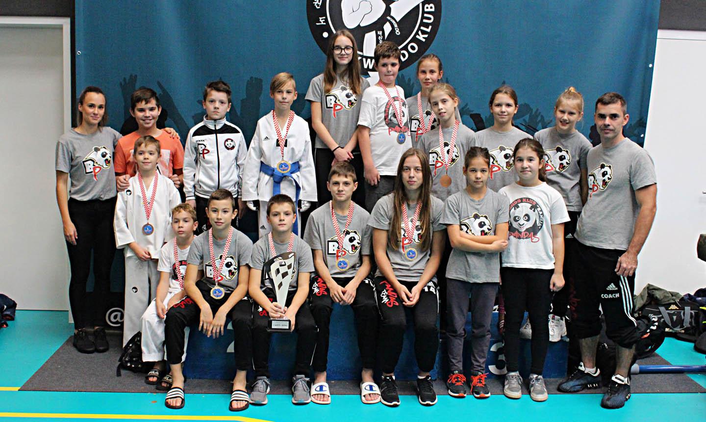 Županijskim borcima 25 medalja na 'Casper Openu', karlovačke 'pande' trećeplasirane u ukupnom poretku