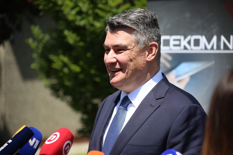 Milanović o Rimac: Govorila je da nisam Hrvat, dovela bukače u Knin, a sad je u istražnom zatvoru