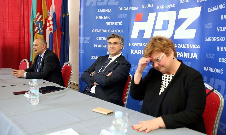"""""""Sve sporno otklanjamo s horizonta, a Ćorić će biti na listi 7. izborne"""""""