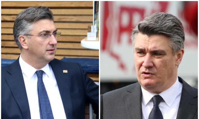 Milanović danas u HS Produktu, Plenković u Slunju i Karlovcu
