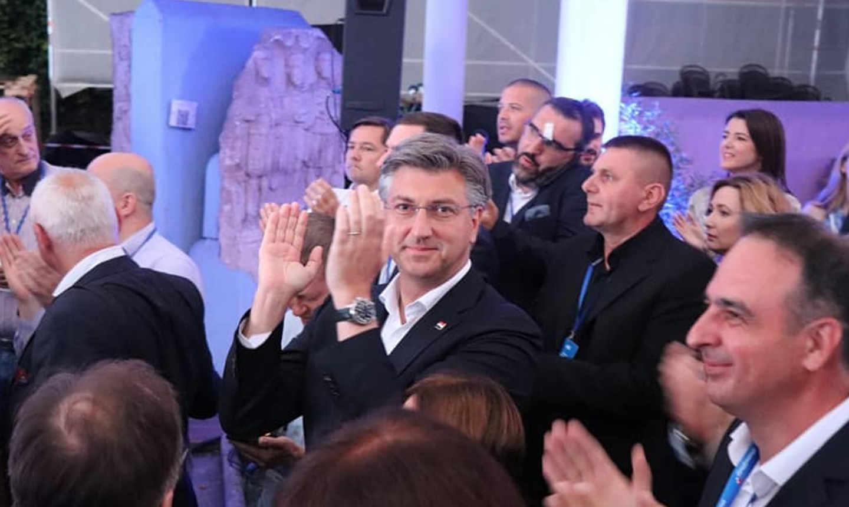 HDZ uvjerljivo dobio izbore, SDP-ova koalicija doživjela potop